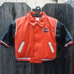 Toddler Harley-Davidson Jacket